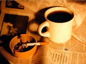 nikotyna i kofeina