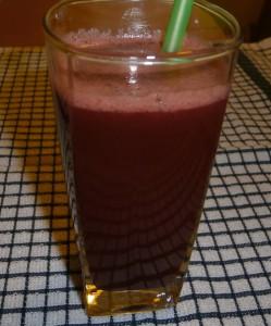 Rubinowe Słońce sok z buraka
