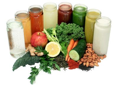 zioła i warzywa
