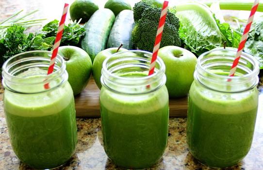 warzywa i soki