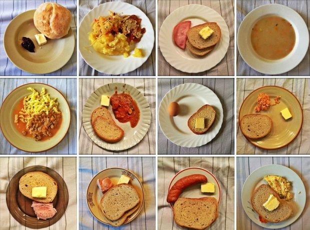 jedzenie codzienne w szpitalu