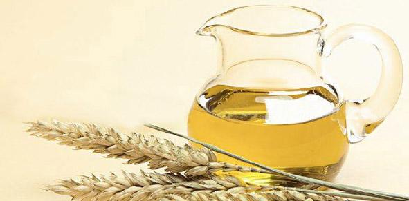 olej z kiełków pszenicy