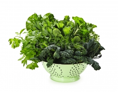 warzywa zielonolistne