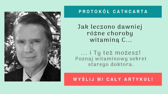 protokoły witaminowe - cathcart